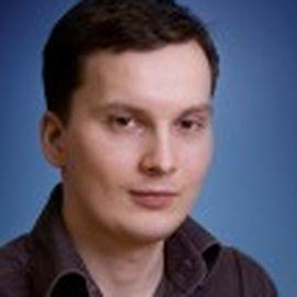Peter Topychkanov Headshot