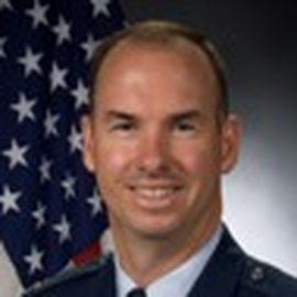 Colonel Brian M. Killough, USAF Headshot