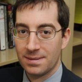 Gregory D. Koblentz Headshot