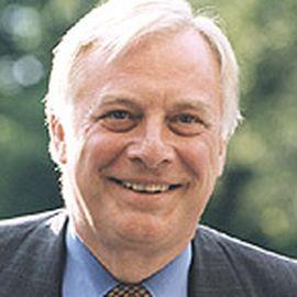 Christopher Patten Headshot