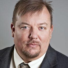 Dr. Brad Johnson Headshot