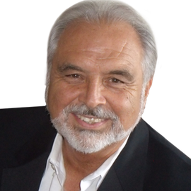 Stephen Sapato Headshot