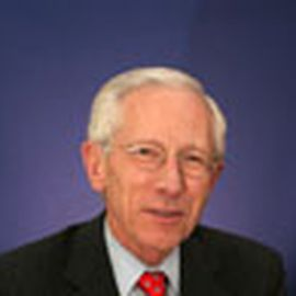 Stanley Fischer Headshot