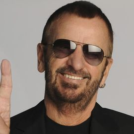Ringo Starr Headshot