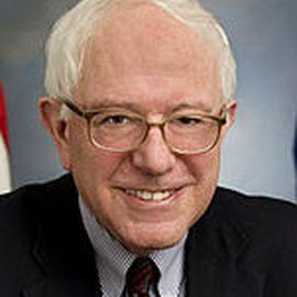 Bernie Sanders Headshot