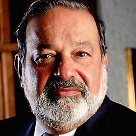 Carlos Slim Headshot