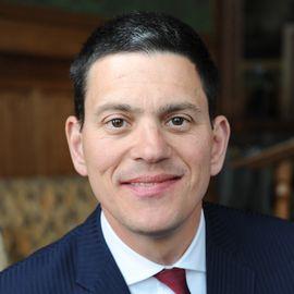 David Miliband Headshot