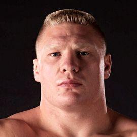 Brock Lesnar Headshot