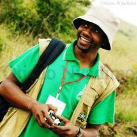 Michael Nganga Headshot