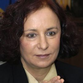 Ana Palacio Headshot