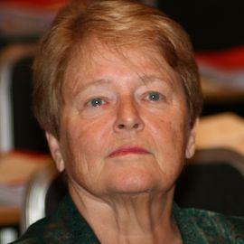 Gro Harlem Brundtland Headshot
