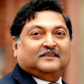 Sugata Mitra Headshot