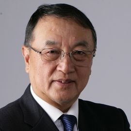 Liu Chuanzhi Headshot