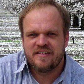Dennis vanEngelsdorp Headshot