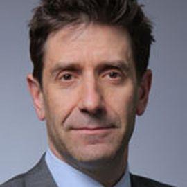 Dr. Billy Goldberg Headshot