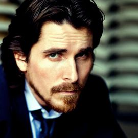 Christian Bale Headshot