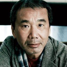 Haruki Murakami Headshot
