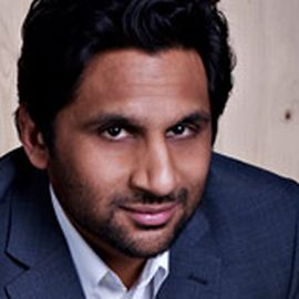Ravi Patel Headshot