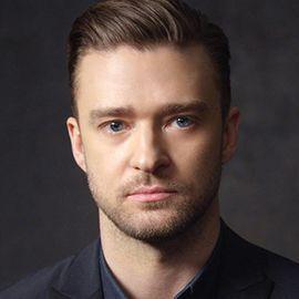 Justin Timberlake Headshot