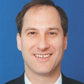 Dr. Charles Calomiris Headshot