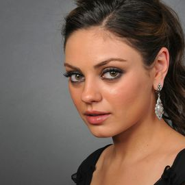 Mila Kunis Headshot