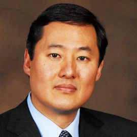 John Yoo Headshot