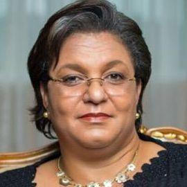 Honourable Ms. Hanna Tetteh Headshot