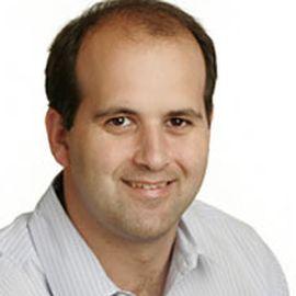 Kevin Efrusy Headshot