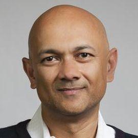 Satish Dharmaraj Headshot
