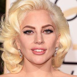 Lady Gaga Headshot
