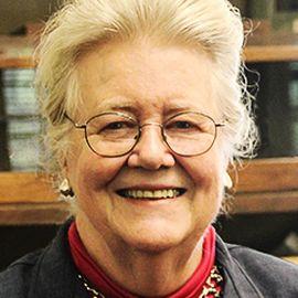 Peggy McIntosh, Ph.D. Headshot