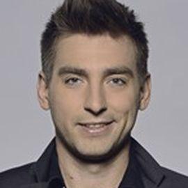 Balazs Molnar Headshot