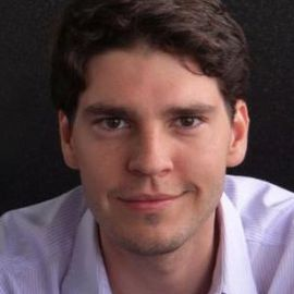 Christopher Pedregal Headshot