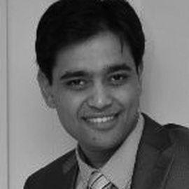 Shashank Saxena Headshot