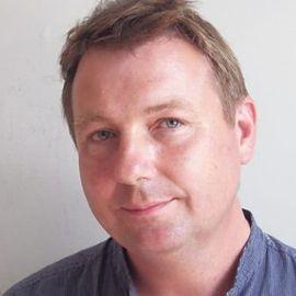 Danny Dorling Headshot