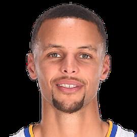 Stephen Curry Headshot