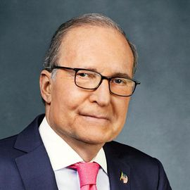 Larry Kudlow Headshot