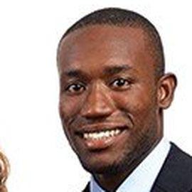 Emily Cunningham and Kwami Williams Headshot