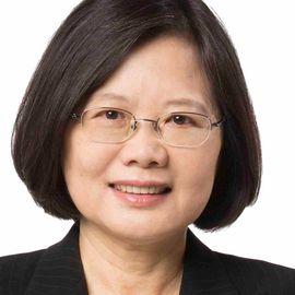 Tsai Ing-wen Headshot
