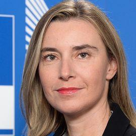 Federica Mogherini Headshot