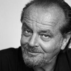Jack Nicholson Headshot