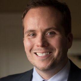 Dr. Daniel Crosby Headshot