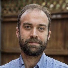 Joshua Keating Headshot