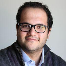 Ramin Nematollahi Headshot