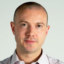 Graham Allcott Headshot