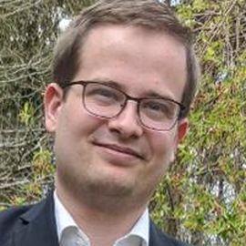 Keno Fischer Headshot