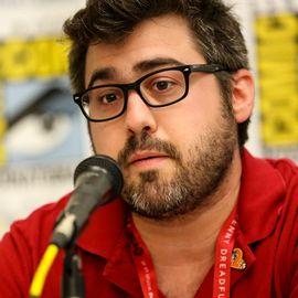 Blake J. Harris Headshot