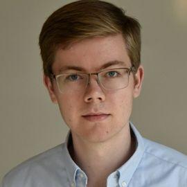 Connor Coley Headshot