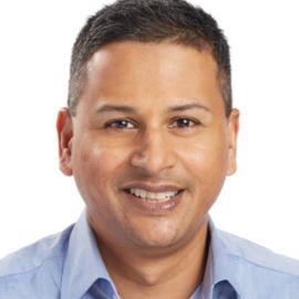 Dilip Kumar Headshot