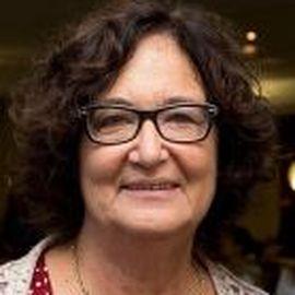 Judy Rebick Headshot